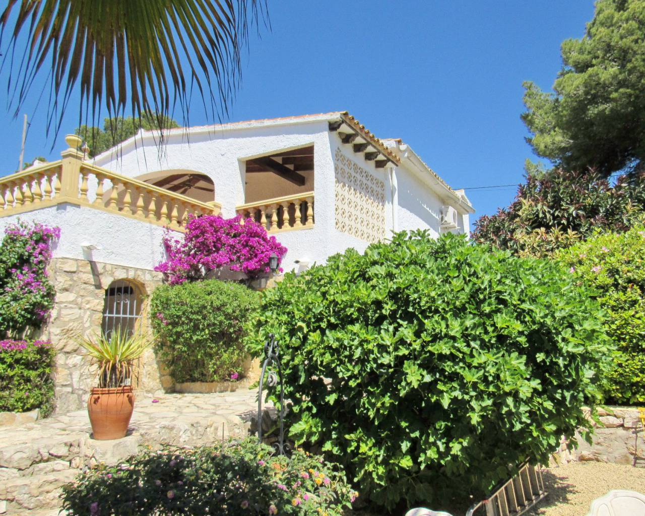 Sales - Detached villa - Benissa