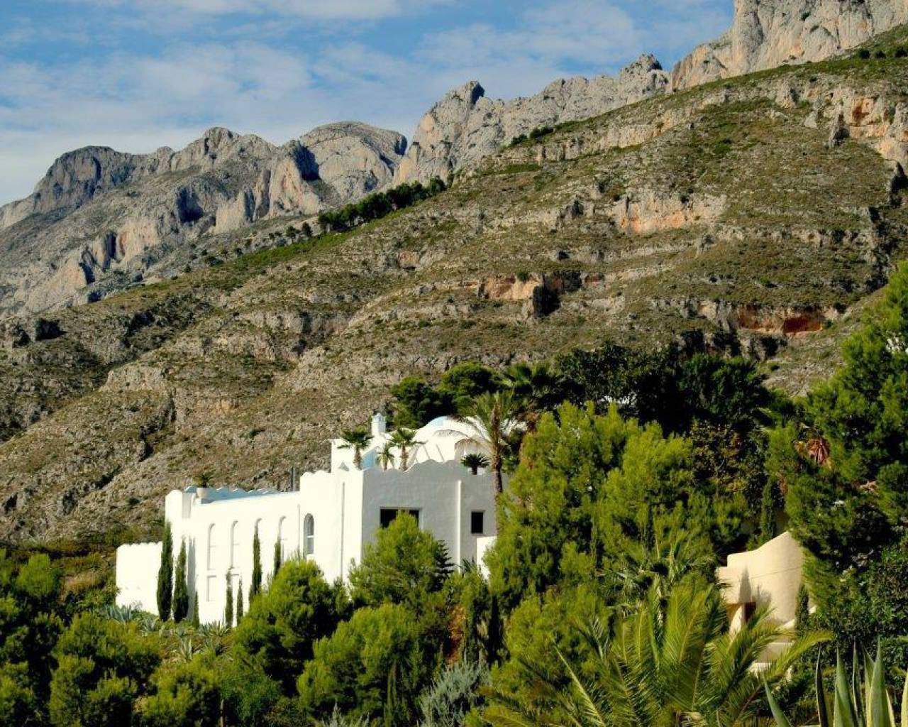 Sales - Detached villa - Altea - Altea Hills