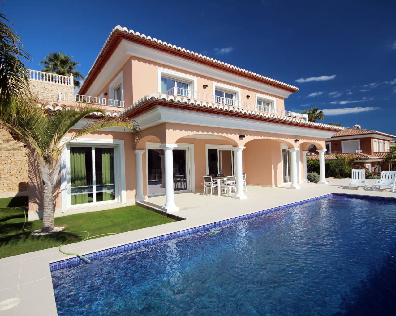 New Build - Detached villa - Moraira - Arnella