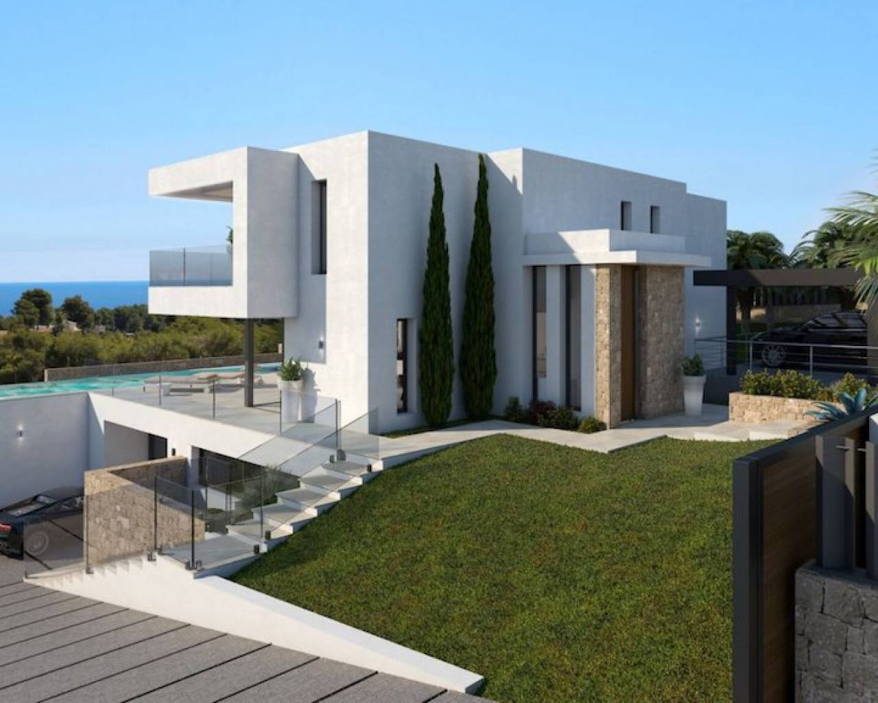 Sales - Detached villa - Javea - Pinosol