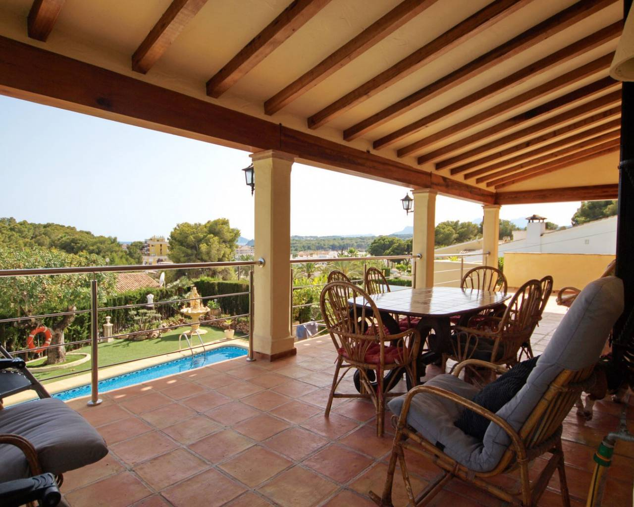 Sales - Detached villa - Moraira