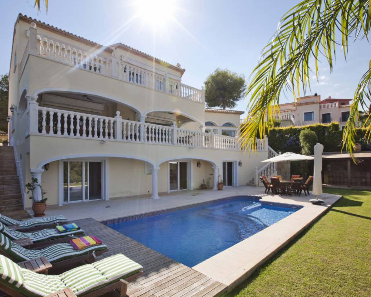 Sales - Detached villa - La Sella, Denia