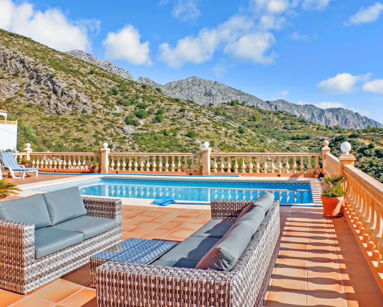Sales - Detached villa - Orba Valley - Sanet Y Negrals