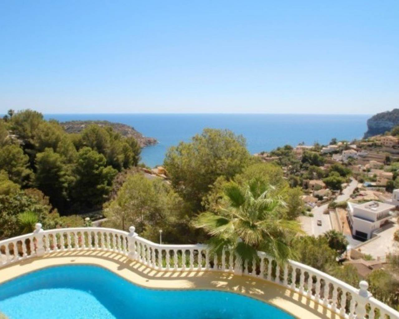 Sales - Detached villa - Javea - Portichol