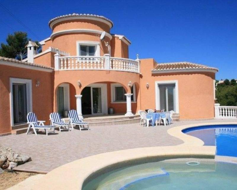 Detached villa - New Build - Javea - Costa Nova
