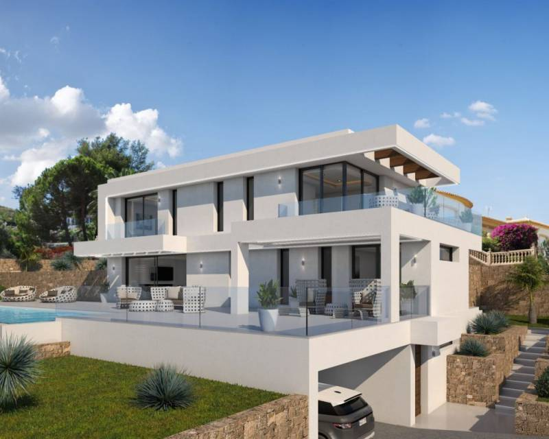 Detached villa - New Build - Javea - Pinosol