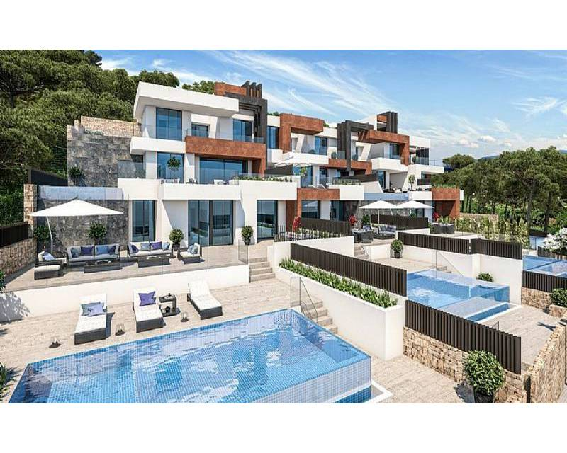 Detached villa - Sales - Altea - Altea Hills