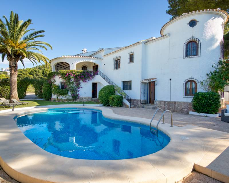Detached villa - Rental - Javea - Javea