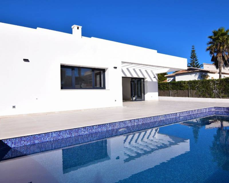 Villa individuelle - New Build - Javea - Javea
