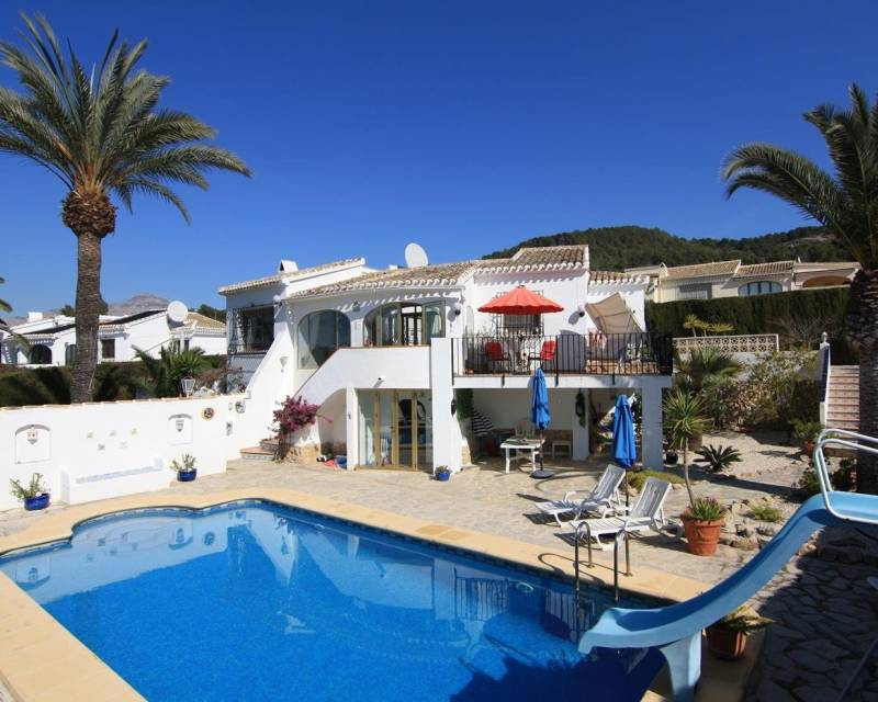 Detached villa - Sales - Javea - Rafalet
