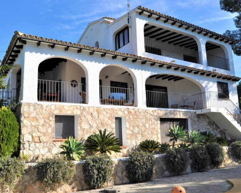 Detached villa - Sales - Moraira - Arnella