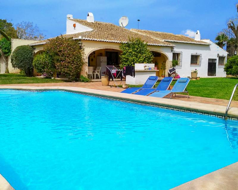 Detached villa - Sales - Javea - Tosalet