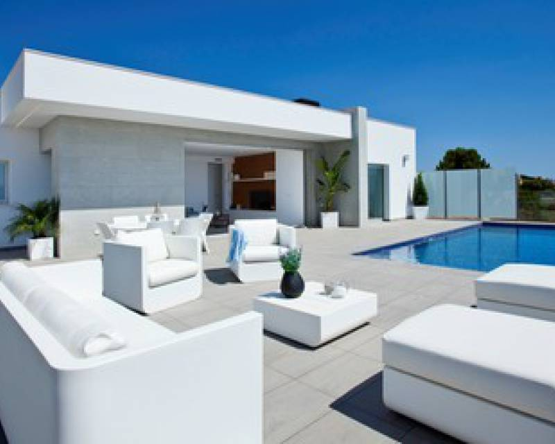Detached villa - New Build - Benitachell - Cumbre del Sol