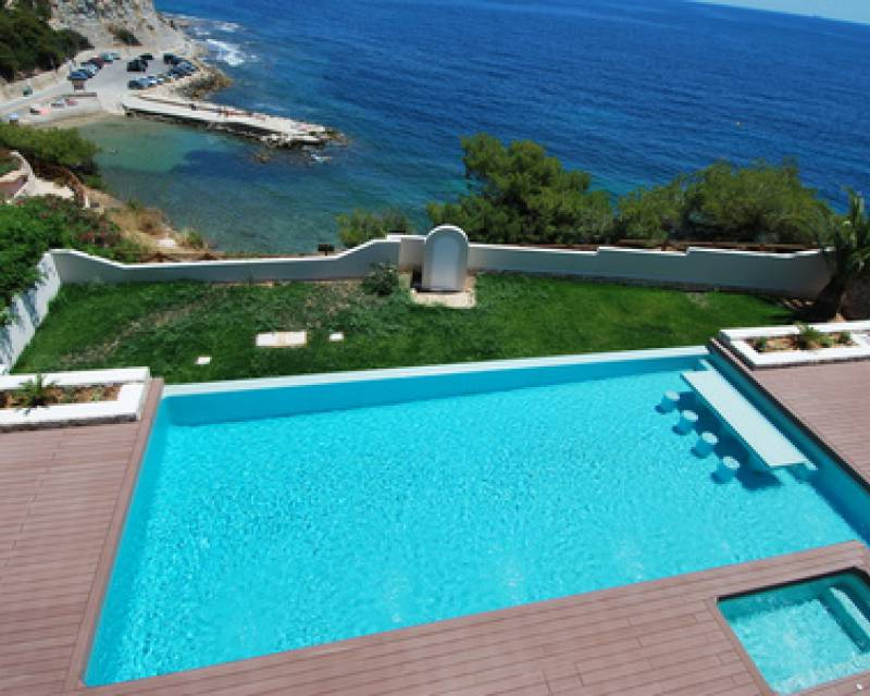 Villa individuelle - New Build - Moraira - Moraira