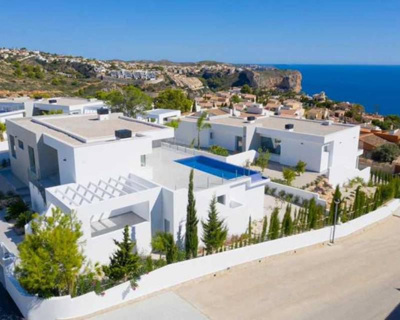 Detached villa - Sales - Benitachell - Cumbre del Sol