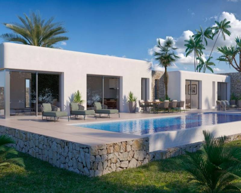 Detached villa - Sales - Javea - Javea