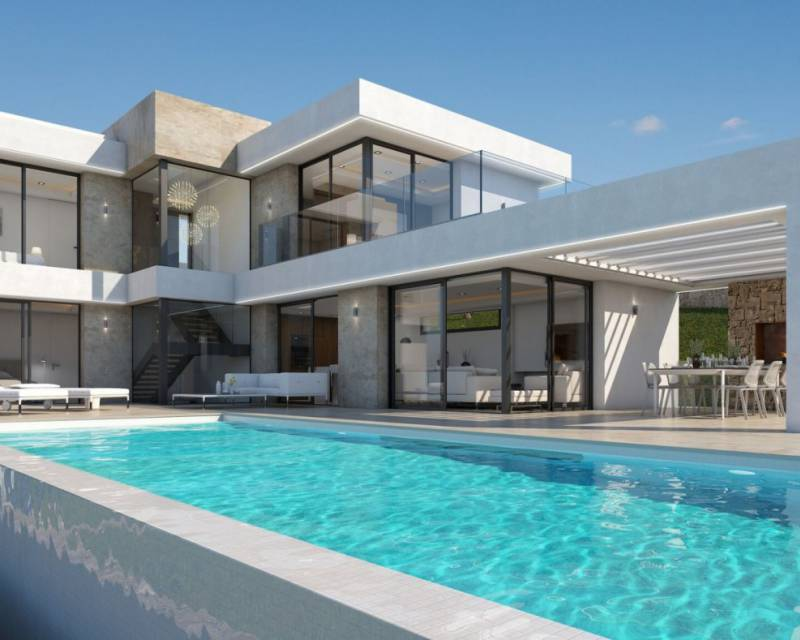 Detached villa - Sales - Javea - Pinosol