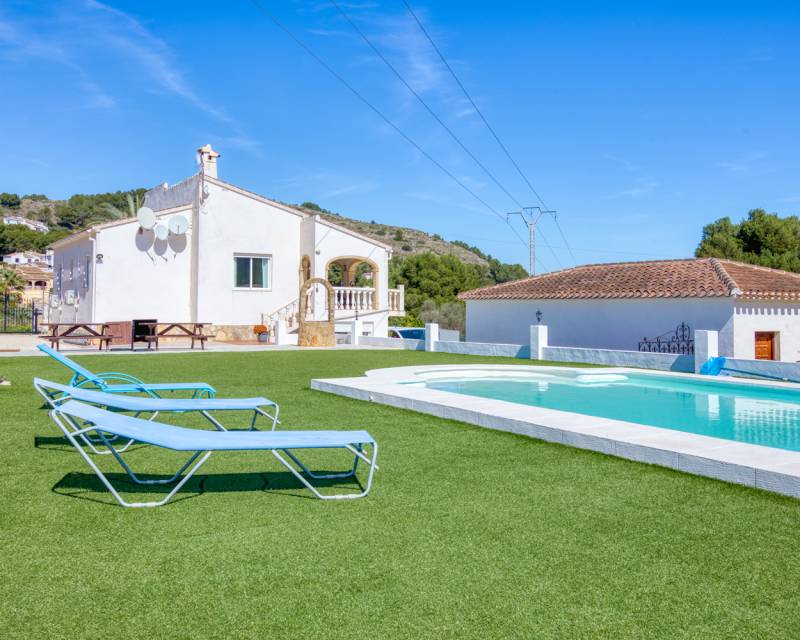 Detached villa - Sales - Javea - Cansalades