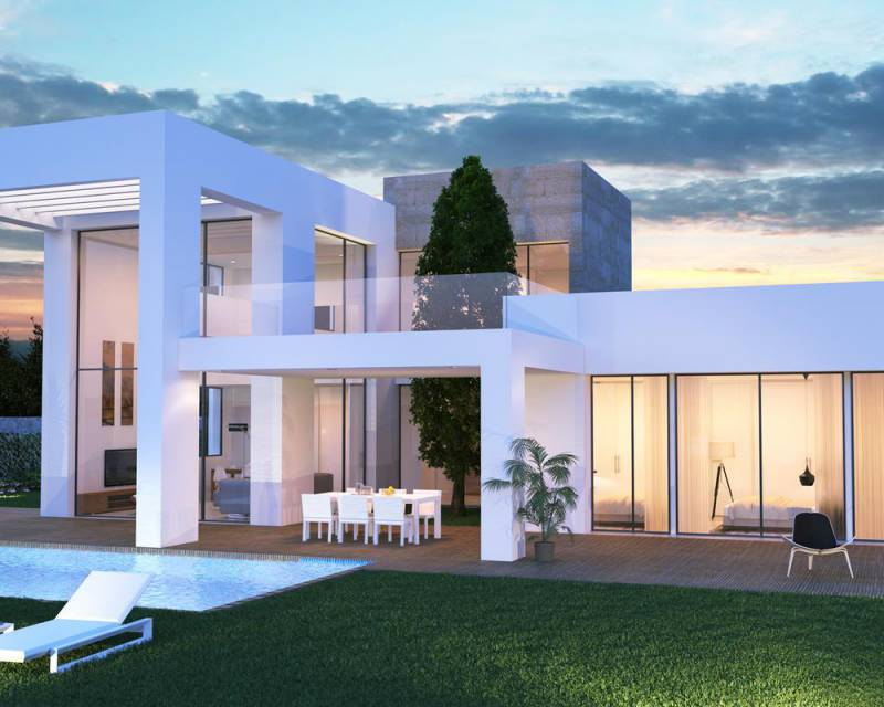 Villa individuelle - New Build - Javea - Adsubia