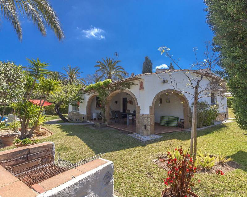 Detached villa - Rental - Javea - Tosalet