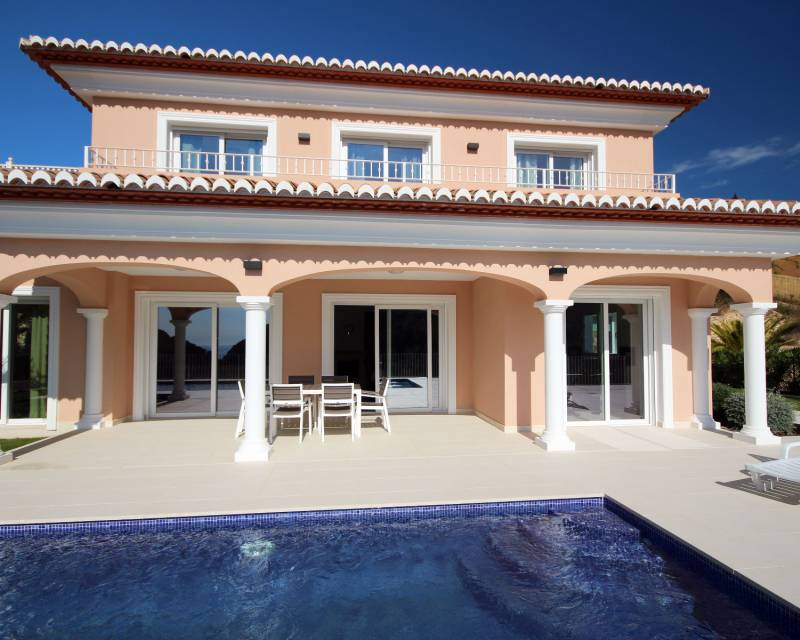 Detached villa - New Build - Moraira - Arnella