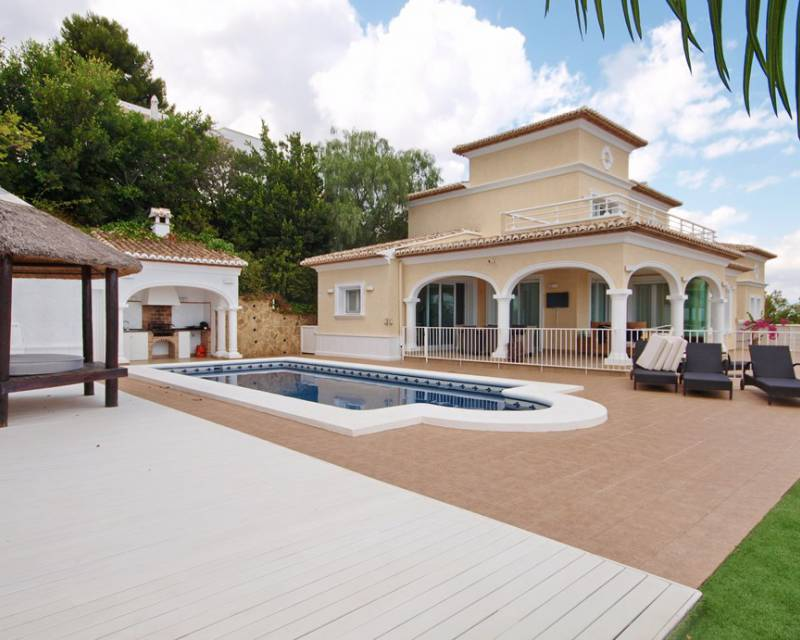 Detached villa - Sales - Moraira - Moraira